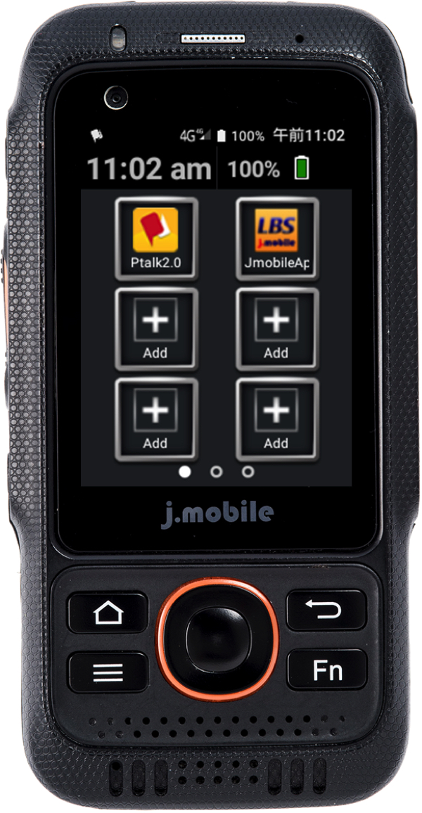 J-Mobile A906