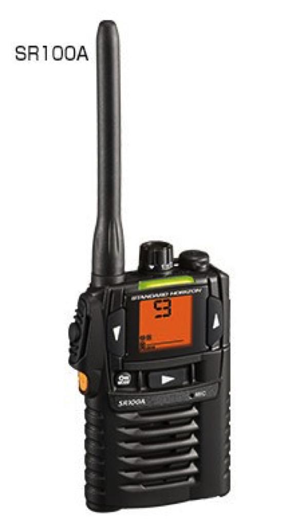 八重洲無線 SR100A
