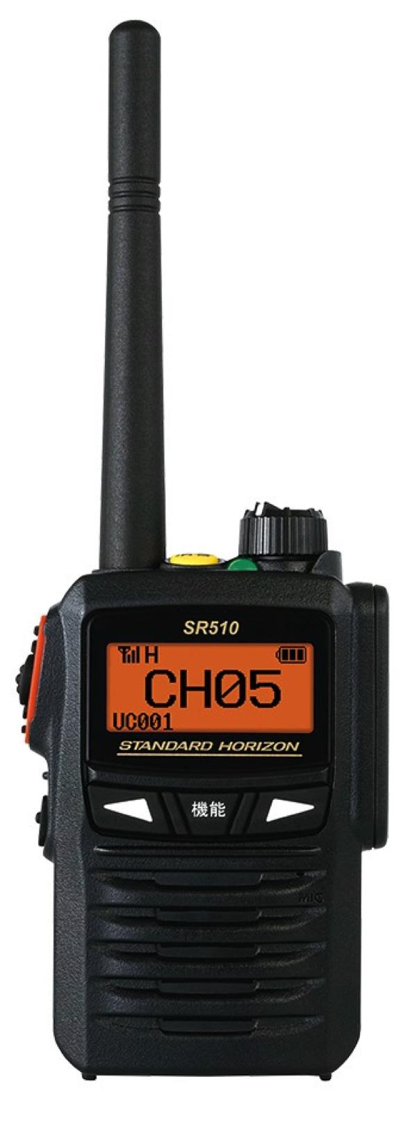 八重洲無線 SR510