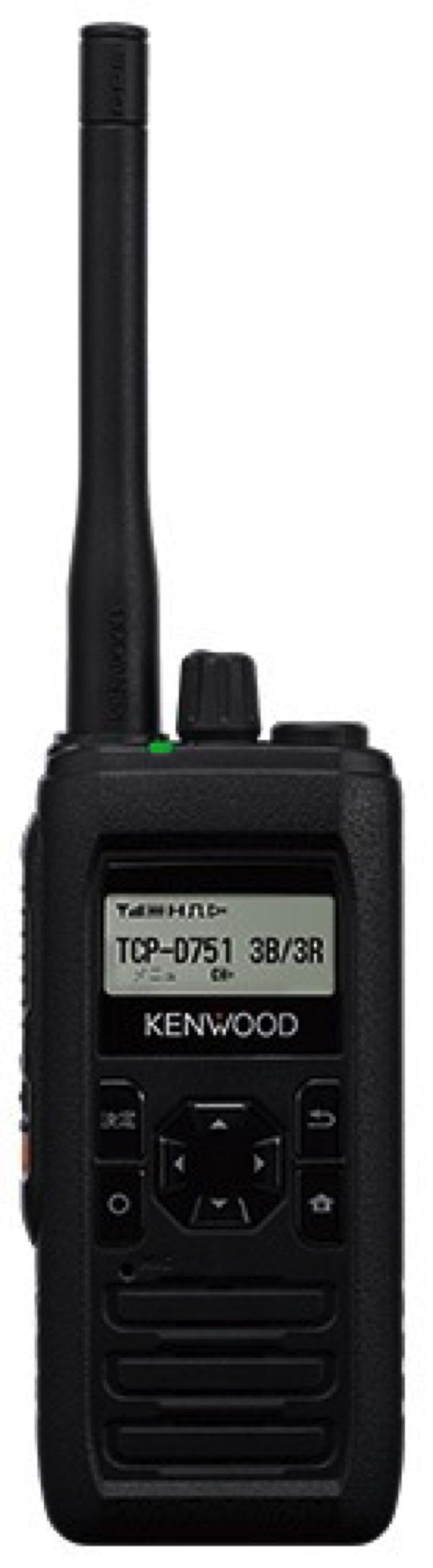 JVCケンウッド TCP-D751CT