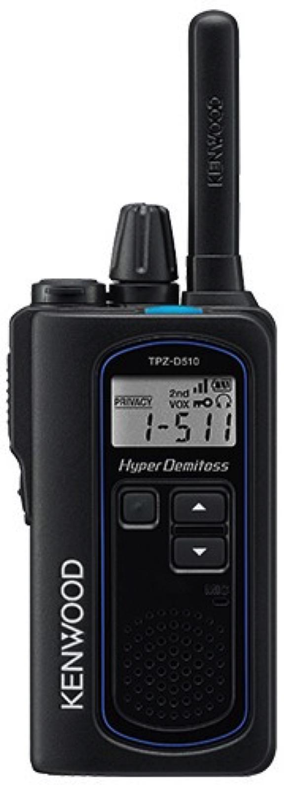 JVCケンウッド TPZ-D510