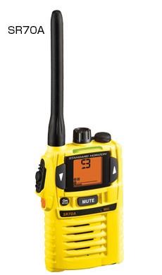 八重洲無線 SR70A
