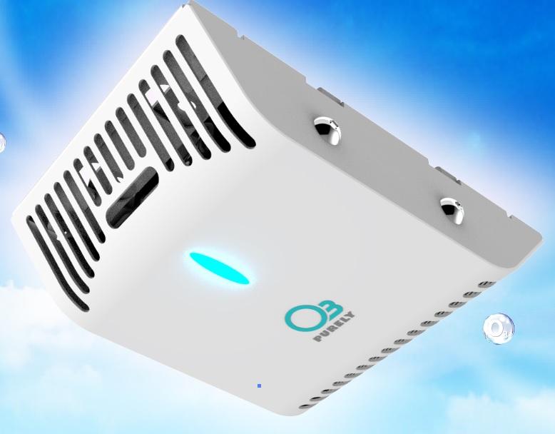 二葉計器 バス用オゾン発生器O3PURELY(ピュアリ)